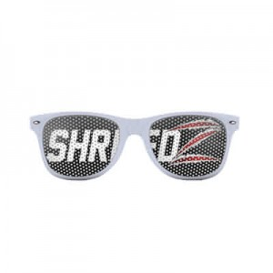 SUNGLASSES - Red/White/Black
