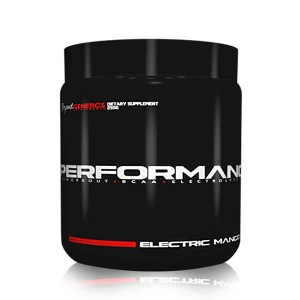 SHREDZ PREWORKOUT Performance