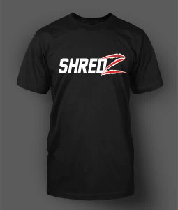 SHREDZ Workout T-Shirt